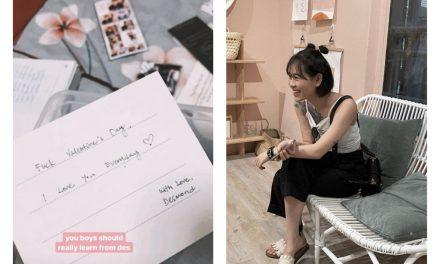 Natalie Siow Yu Zhen's alleged boyfriend sends fanclub into lamentations