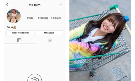 Malaysian influencer Pui Yi nude photos and accounts allegedly hijacked for $5,800