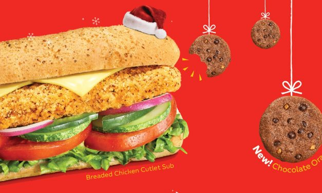 Savour these two new flavours at Subway – Breaded Chicken Cutlet and Chocolate Orange Cookie