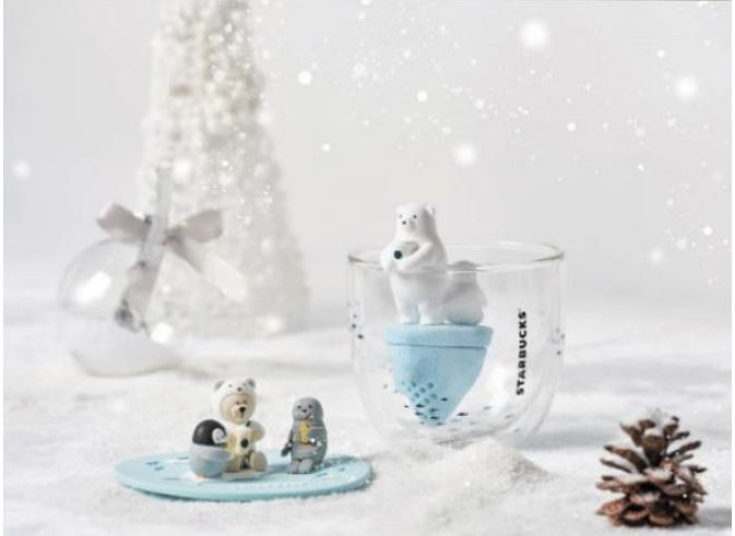Good tidings arrive early at Starbucks – these colour-changing cups is a unique addition to your Starbucks merch collection - Alvinology