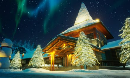Explore Santa Claus Village and the nature of Lapland via this one-of-a-kind Virtual Reality tour