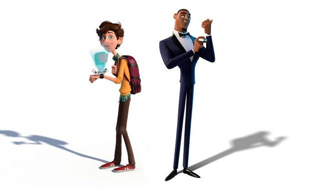 [Movie Review] Spies in Disguise (2019)