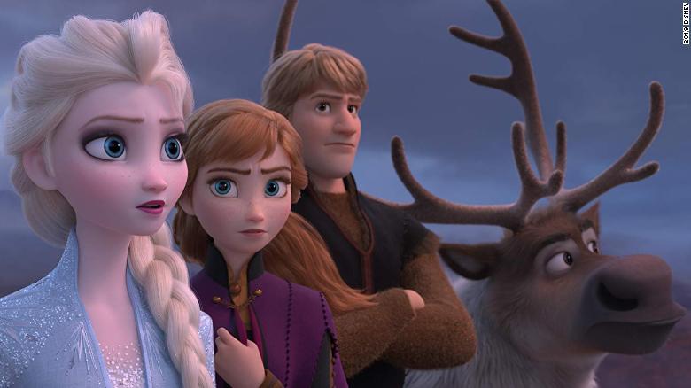 [Movie Review] Frozen II