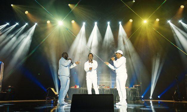 Boyz II Men wrap up Singapore Leg of Asia Tour with a success