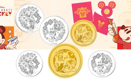 Celebrate Lunar New Year with Disney 2020 Festive Medallion Collection – collect all 12!