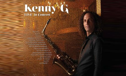 Kenny G will be coming back to Singapore this February 2020 – ticket sale starts on January