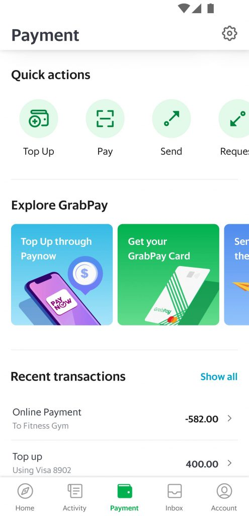 Grab's new GrabPay Card is Asia's first numberless card that will let you earn GrabRewards anywhere in the world - Alvinology