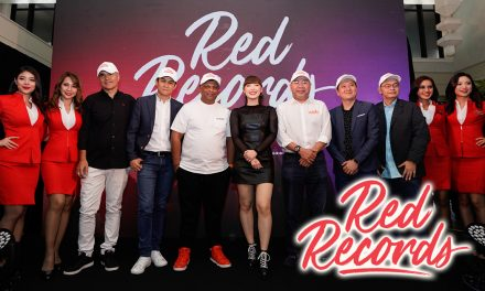 AirAsia and UMG launch RedRecords – signing in Thai's very own Jannine Weigel as its first artist