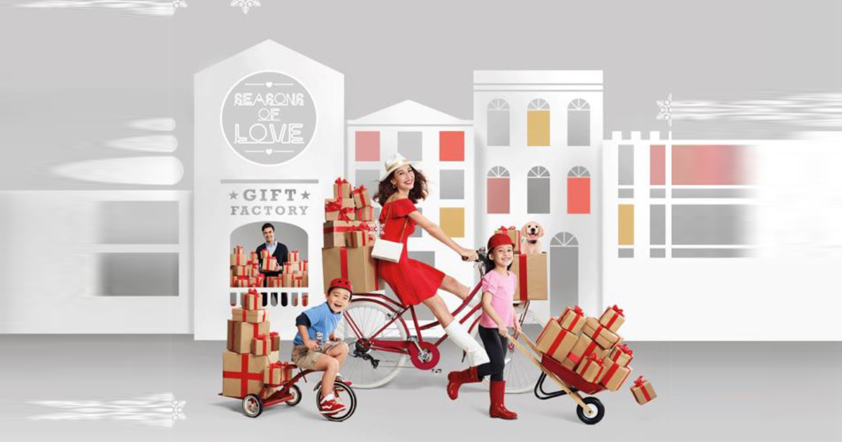 Far East Malls bring the Christmas Festive Marketplace along with other family-friendly festivities and deals – see here - Alvinology
