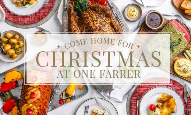 Come Home For Christmas at One Farrer