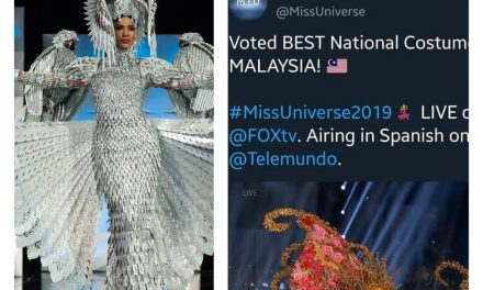 The Ms. Universe Best Costume Philippines vs Malaysia controversy is on