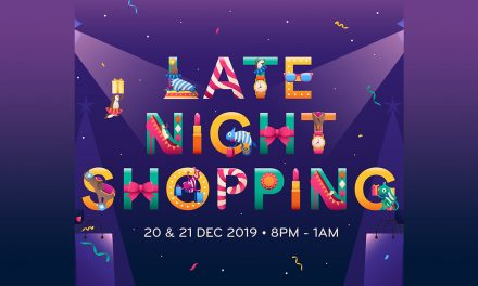 Late-Night Shopping is happening at VivoCity this 20 and 21 December – here are all the great deals you need to know!