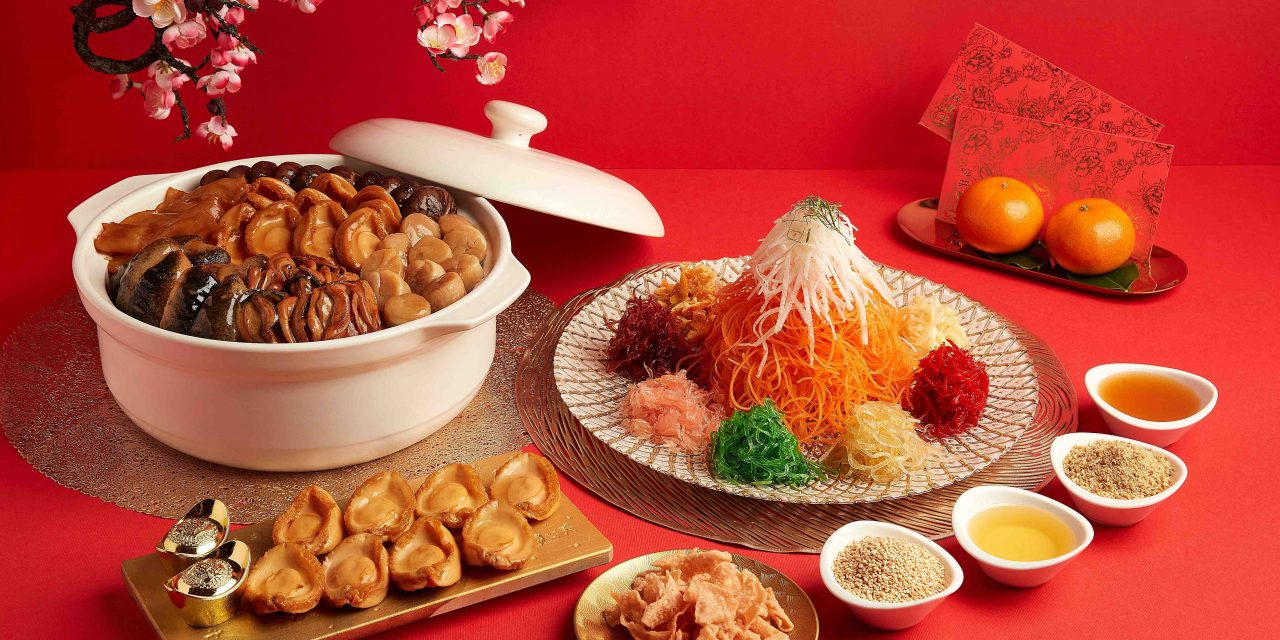 Paradise Group's  CNY Takeaway Sets and Festive Goodies