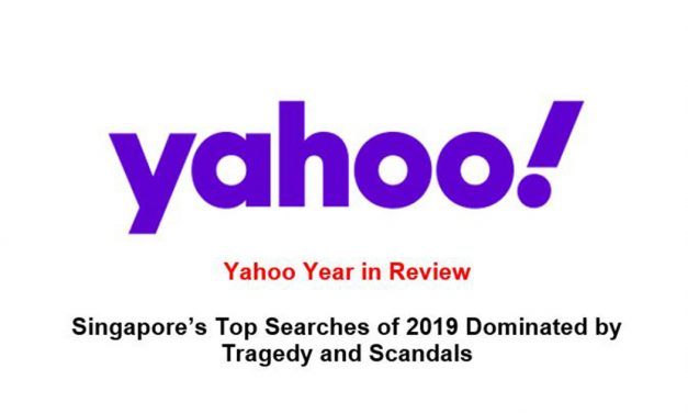 Singapore's Top Searches of 2019 Dominated by Tragedy and Scandals – Yahoo!