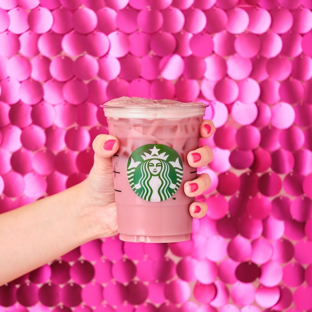 These Pink and Yellow Drinks are now available at Starbucks and they won't stay long – take a sip now! - Alvinology