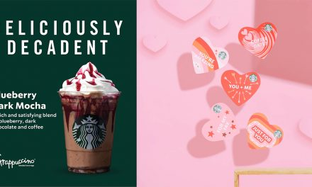 Valentines came early at Starbucks – check out these Hearts' Day-exclusive merch today!