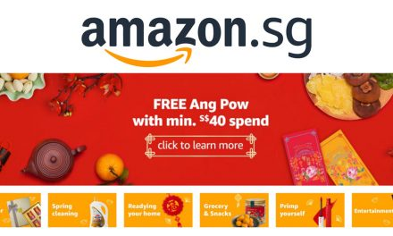 Here are all the exclusive CNY deals you can find on Amazon Singapore till 31 January