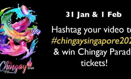 Here's how to get free tickets for the Chingay Parade happening this 31 January and 1 February