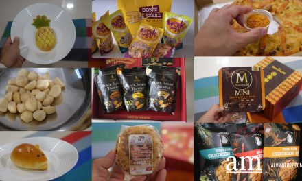 From Abalone Macadamia Nuts to Cereal Chicken Skin Crisps – All the Alternative CNY Snacks to Impress Your Guests in 2020