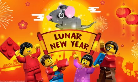 LEGOLAND Malaysia Resort – enjoy up to 50% off the regular ticket price this Lunar New Year