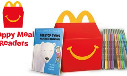 McDonald's Singapore to launch a 12-book series about animals in Happy Meal Readers Programme