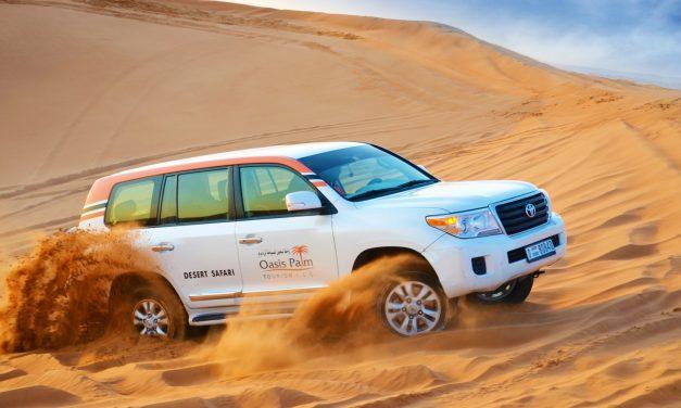 Five reasons to visit Dubai in winter