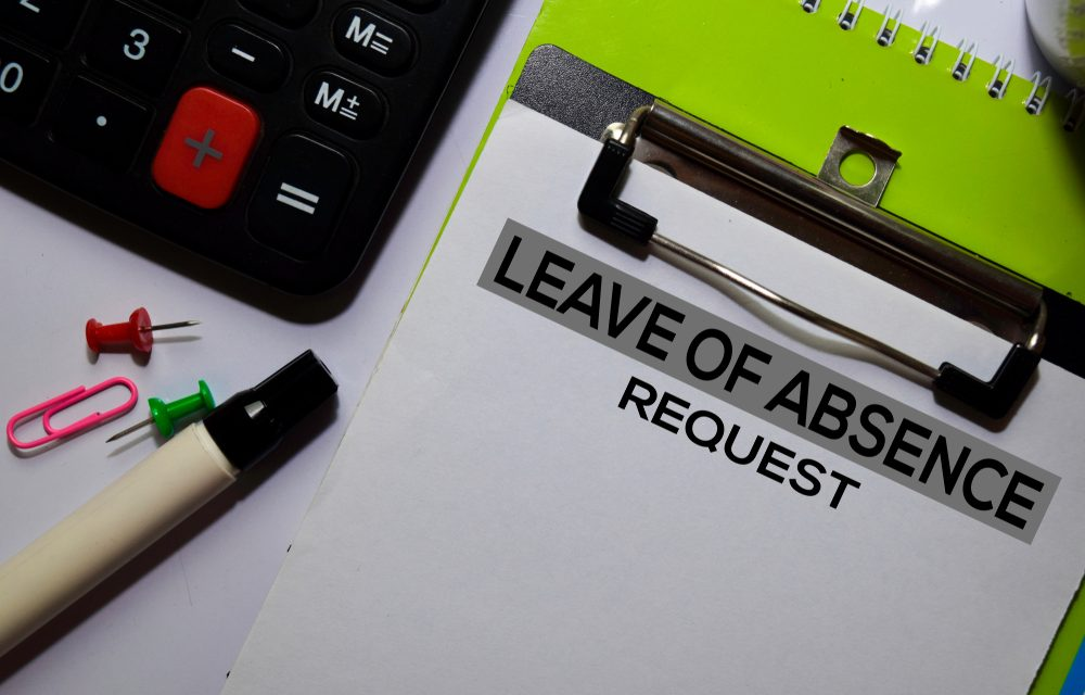 What does it mean to be on LOA (Leave of Absence) in Singapore