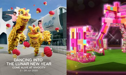 Usher in the Year of the Rat with exclusive gift redemptions and goodies at VivoCity's TANGS Fair and more!