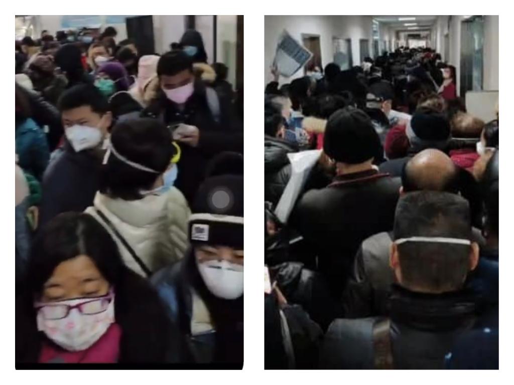 Netizens allege China still covering up full impact of Wuhan coronavirus - Alvinology