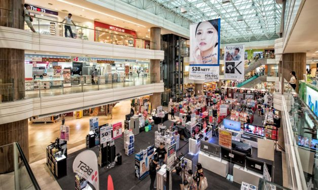 CapitaLand's COVID-19 support package for mall tenants gets full endorsement from RAS and SRA