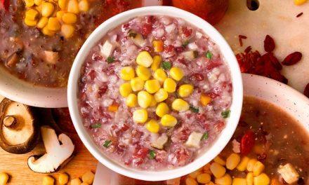"Singapore's Red Rice Porridge makes it to Joyscribe's list of ""weirdest McDonald's menu items"" across the globe"