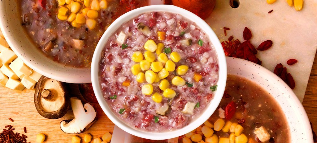 "Singapore's Red Rice Porridge makes it to Joyscribe's list of ""weirdest McDonald's menu items"" across the globe - Alvinology"