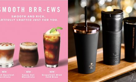 Starbucks brings the blossoms of spring – New Oat Beverage and Sakura Treats for the Season