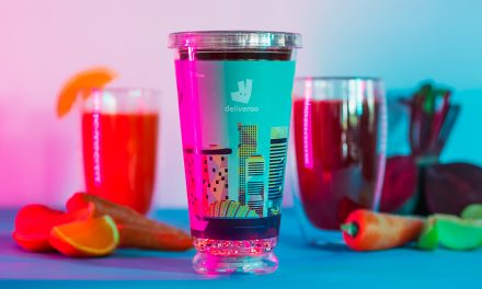 This limited-edition Light-Up Tumbler by Deliveroo is a must-have! Here's how to get one