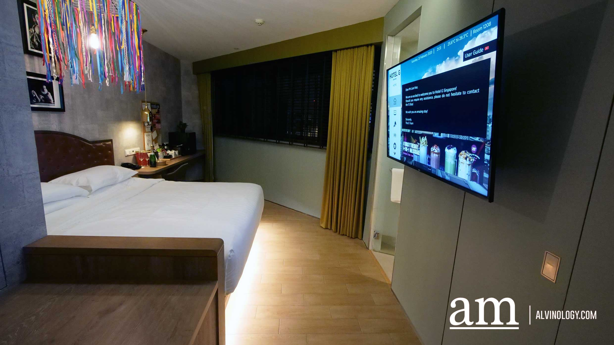[Promo Code] Staycation Review - Have a POPPIN' GOOD TIME at Hotel G Singapore - Alvinology