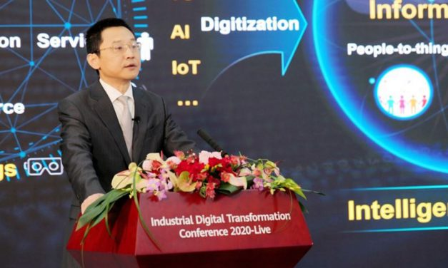 Huawei gears toward Intelligent World 2030 – New Connectivity, Computing, Platform, and Ecosystem