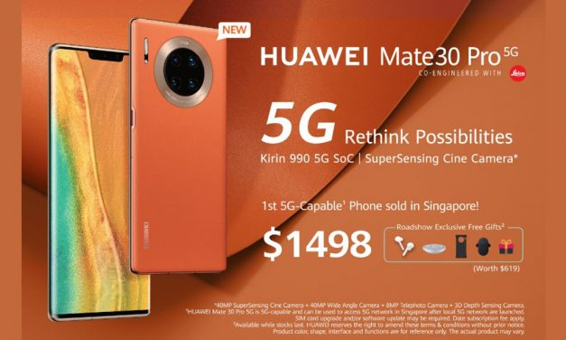 HUAWEI Mate 30 Pro 5G is here – it's fast, it's got great camera, and yes, it's vegan – see specs here