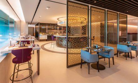 Qatar Airways opens new Premium Lounge at Singapore Changi Airport – the airline's 5th international premium lounge