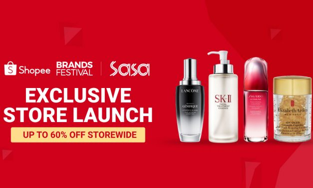 Sasa shifts business strategy after December closure announcement, teams up with Shopee to strengthen online presence