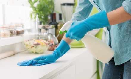 How to clean and disinfect a place which has been exposed to someone carrying nCoV