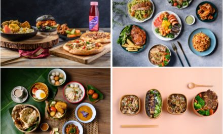 Four Local Personalities Launch Virtual Restaurants – The Halal Food Blog, Chill Mom Kitchen, Little Miss Bento and Chiak Local by Miss Tam Chiak