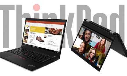 These upgraded ThinkPad Laptops by Lenovo are perfect for both personal and professional use, and they're fast too