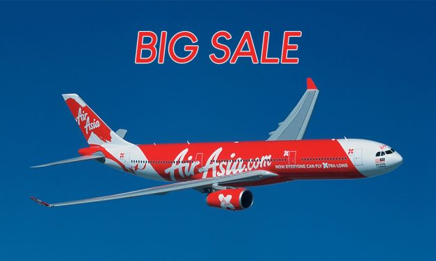 [BIG SALE] AirAsia offers 6 million promo seats for travel period from 7 September 2020 to 1 July 2021 – more promo codes inside