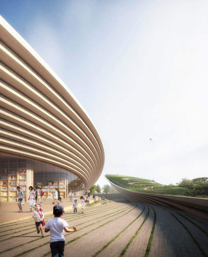 Here is the stunning design that won Founders' Memorial International Architectural Design Competition - Alvinology