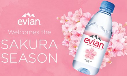 Buy 2 bottles of evian and win a trip for two to Osaka or 1-month supply of evian natural mineral water