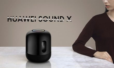 HUAWEI Sound X – a thing of beauty that can fill a room with both hi-end audio and lustrous elegance