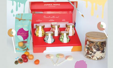 Janice Wong offers Monthly Subscription Boxes for the whole family for only S$35 per month