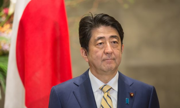 Japan PM Shinzo Abe announces that the Tokyo Olympics will push through