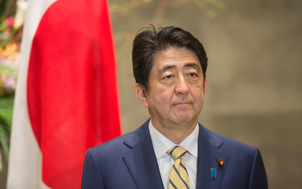 Japan PM Shinzo Abe announces that the Tokyo Olympics will push through - Alvinology