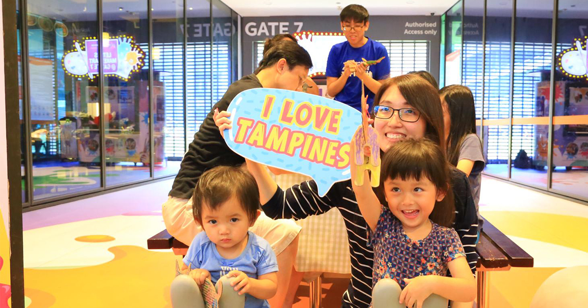 School's Out, Fun's In – 5 family-friendly activities await at Our Tampines Hub this March School Holiday